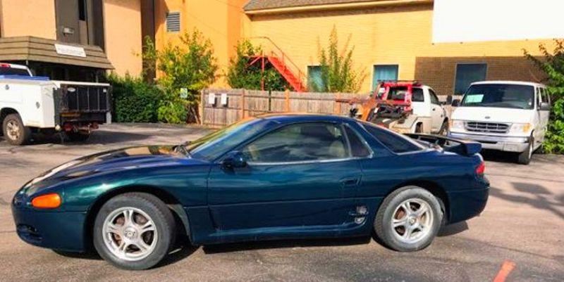 1996 Mitsubishi 3000GT SL | Oklahoma City, OK | Norris Auto Sales (NW 39th) in Oklahoma City OK