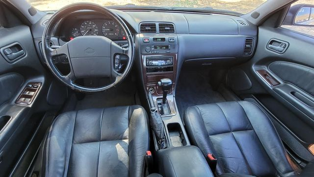 1996 Nissan Maxima GLE Santa Clarita, CA 7