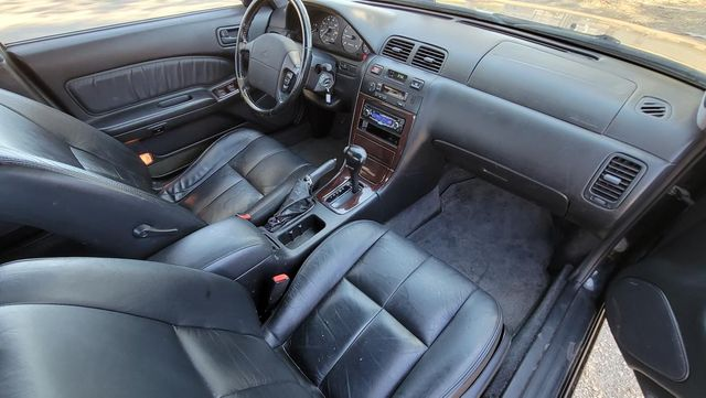 1996 Nissan Maxima GLE Santa Clarita, CA 9