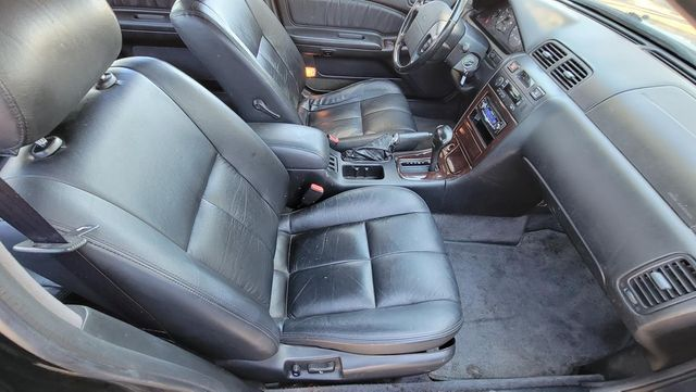 1996 Nissan Maxima GLE Santa Clarita, CA 14