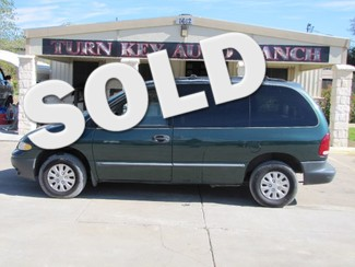 1996 Plymouth Voyager Base in Cleburne, TX 76033