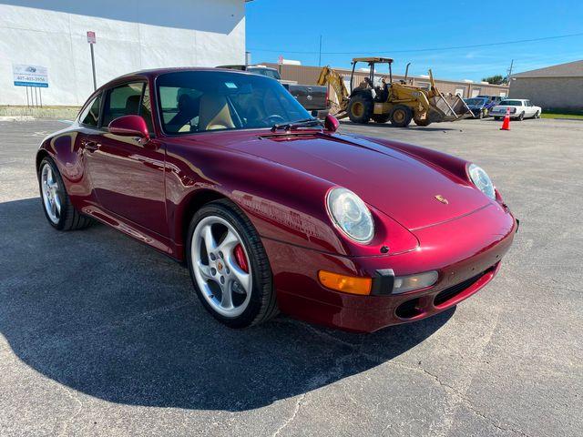1996 Porsche 911 Carrera 4 4S Coupe Longwood, FL 12