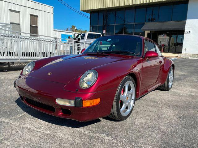 1996 Porsche 911 Carrera 4 4S Coupe Longwood, FL 17