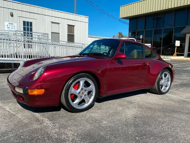 1996 Porsche 911 Carrera 4 4S Coupe Longwood, FL 18