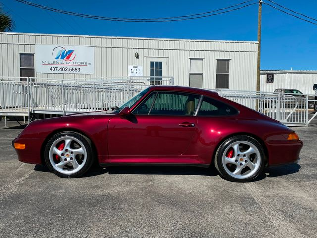 1996 Porsche 911 Carrera 4 4S Coupe Longwood, FL 19