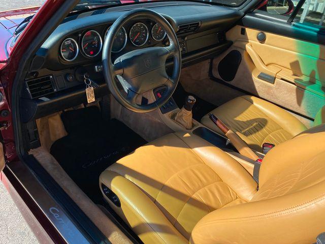 1996 Porsche 911 Carrera 4 4S Coupe Longwood, FL 21