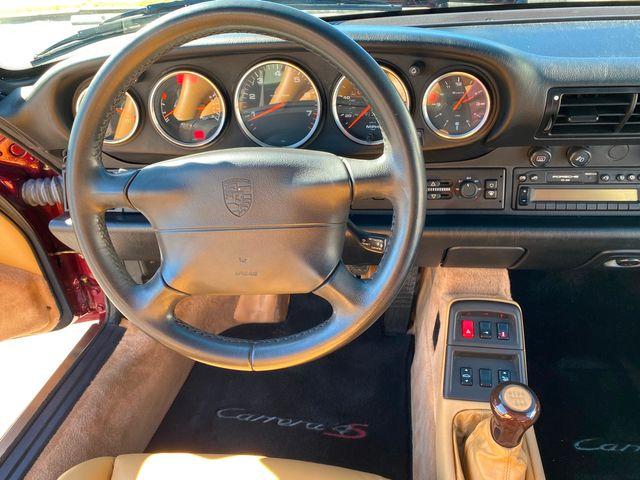 1996 Porsche 911 Carrera 4 4S Coupe Longwood, FL 24