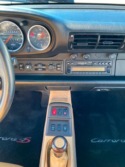 1996 Porsche 911 Carrera 4 4S Coupe Longwood, FL 25