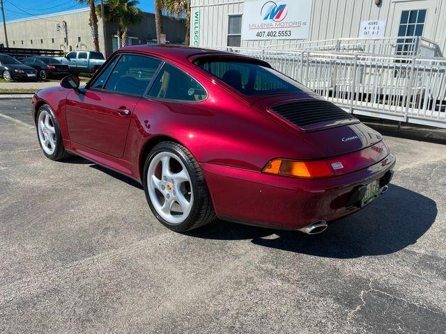 1996 Porsche 911 Carrera 4 4S Coupe Longwood, FL 3