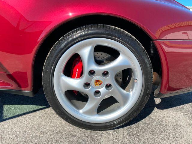 1996 Porsche 911 Carrera 4 4S Coupe Longwood, FL 35
