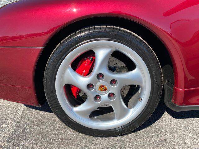 1996 Porsche 911 Carrera 4 4S Coupe Longwood, FL 36