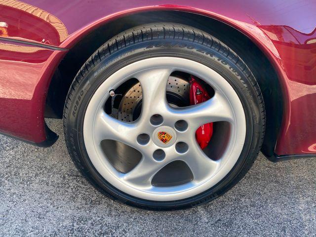 1996 Porsche 911 Carrera 4 4S Coupe Longwood, FL 37
