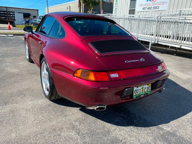 1996 Porsche 911 Carrera 4 4S Coupe Longwood, FL 4