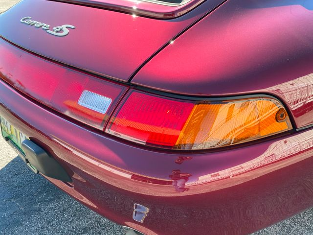 1996 Porsche 911 Carrera 4 4S Coupe Longwood, FL 41