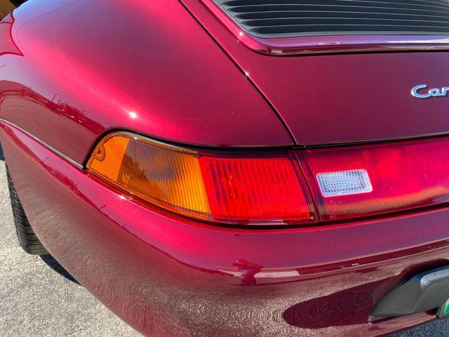 1996 Porsche 911 Carrera 4 4S Coupe Longwood, FL 43