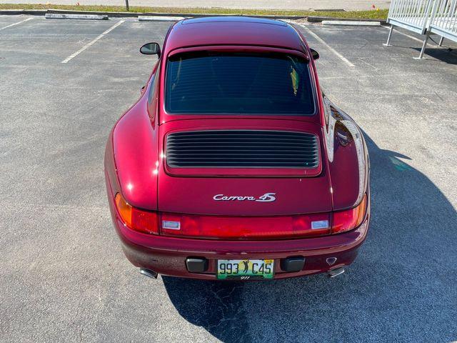 1996 Porsche 911 Carrera 4 4S Coupe Longwood, FL 5