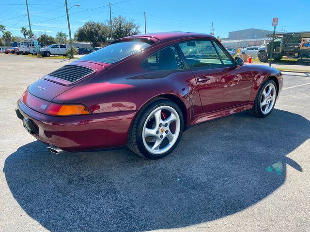 1996 Porsche 911 Carrera 4 4S Coupe Longwood, FL 9
