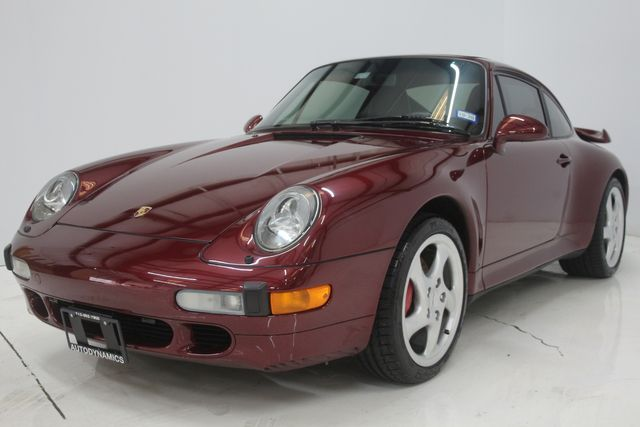 1996 Porsche 911 Carrera Turbo 993 Air Cooled Houston, Texas 1