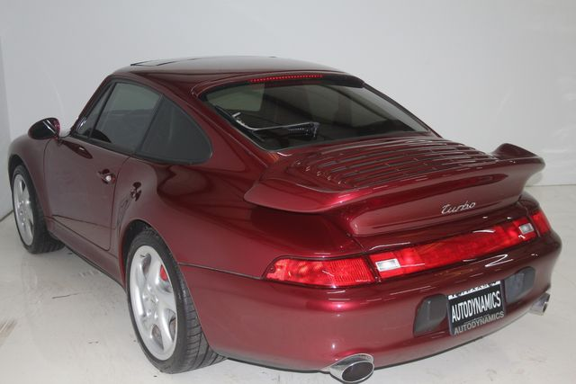 1996 Porsche 911 Carrera Turbo 993 Air Cooled Houston, Texas 10