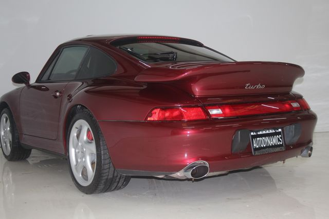 1996 Porsche 911 Carrera Turbo 993 Air Cooled Houston, Texas 11
