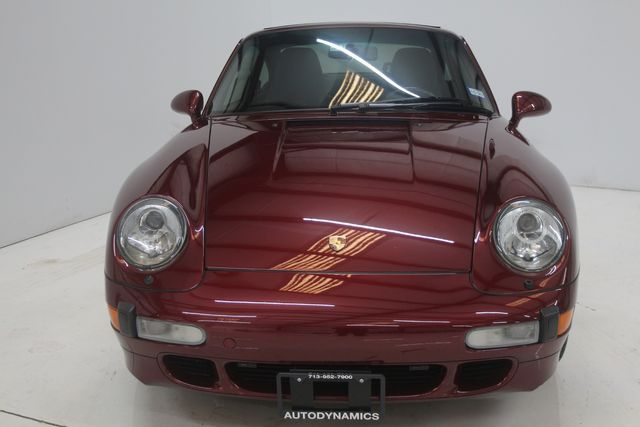 1996 Porsche 911 Carrera Turbo 993 Air Cooled Houston, Texas 2