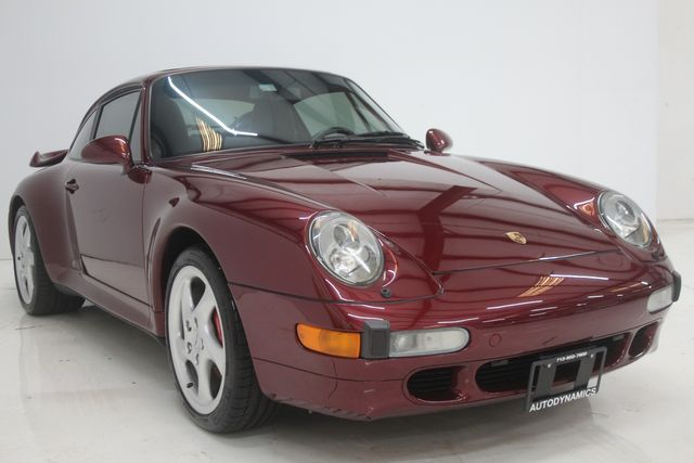 1996 Porsche 911 Carrera Turbo 993 Air Cooled Houston, Texas 3
