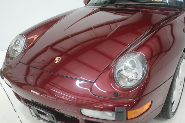 1996 Porsche 911 Carrera Turbo 993 Air Cooled Houston, Texas 4