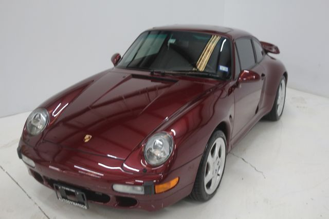 1996 Porsche 911 Carrera Turbo 993 Air Cooled Houston, Texas 5