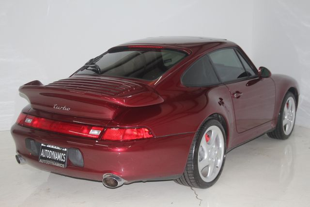 1996 Porsche 911 Carrera Turbo 993 Air Cooled Houston, Texas 6