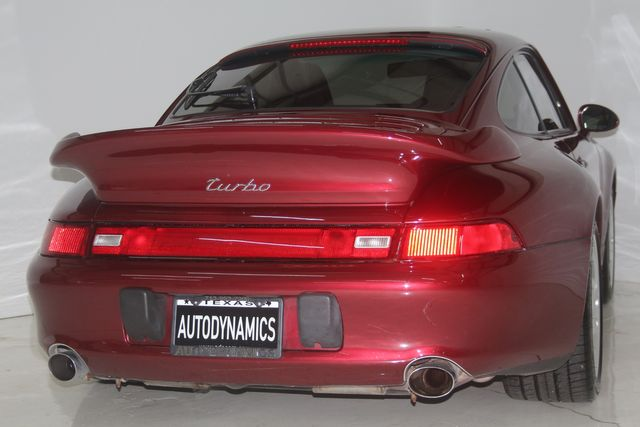 1996 Porsche 911 Carrera Turbo 993 Air Cooled Houston, Texas 7