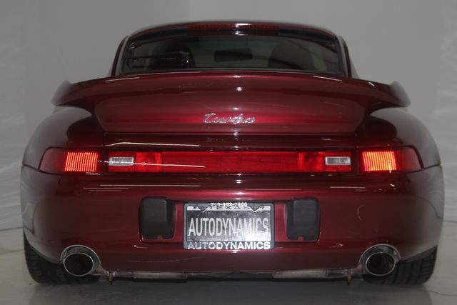 1996 Porsche 911 Carrera Turbo 993 Air Cooled Houston, Texas 8