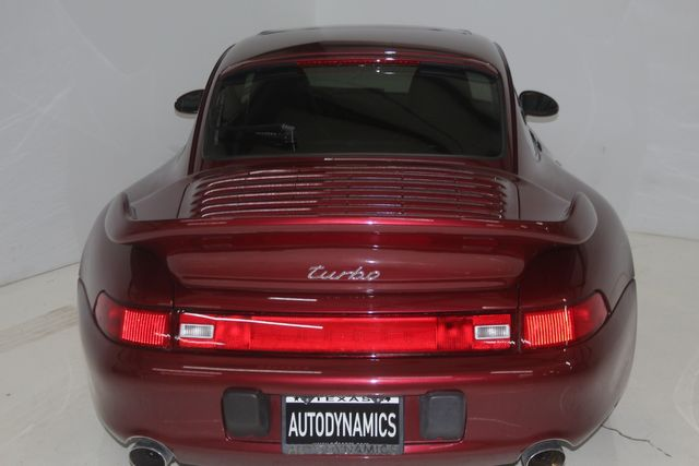 1996 Porsche 911 Carrera Turbo 993 Air Cooled Houston, Texas 9