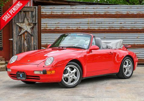 1996 Porsche 911 Carrera Cabriolet in Wylie, TX