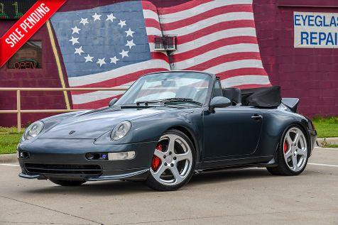 1996 Porsche 911 Carrera Cab in Wylie, TX