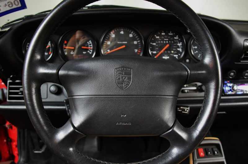 1996 Porsche 911 Carrera in Carrollton, TX