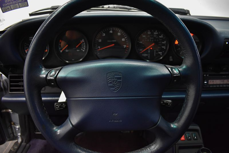 1996 Porsche 911 Carrera Cabriolet in Carrollton, TX