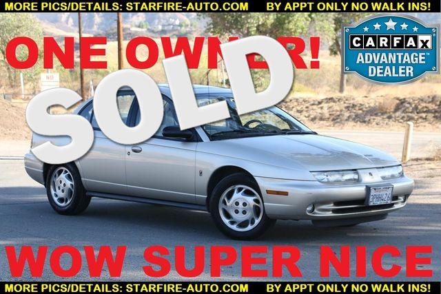 1996 Saturn SL 5 SPEED Santa Clarita, CA