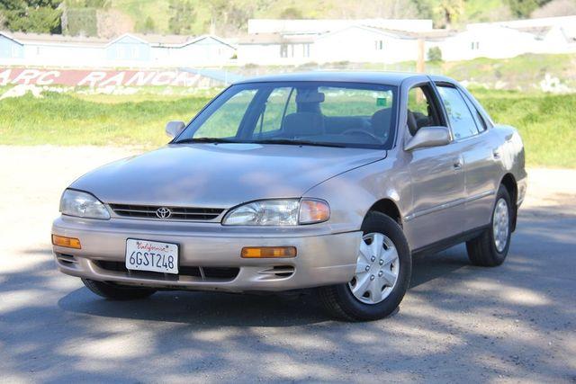 1996 Toyota Camry LE Santa Clarita, CA 4