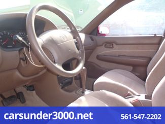 1996 Toyota Corolla DX Lake Worth , Florida 4