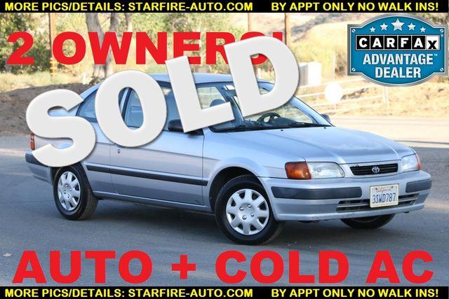1996 Toyota Tercel DX Santa Clarita, CA