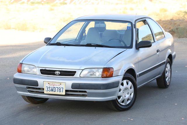 1996 Toyota Tercel DX Santa Clarita, CA 4