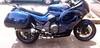 1996 Triumph TROPHY 900CC BLUE LOADED TOURING BIKE Mendham, New Jersey