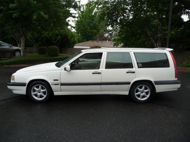 1996 Volvo 850 GLT w/Sunroof