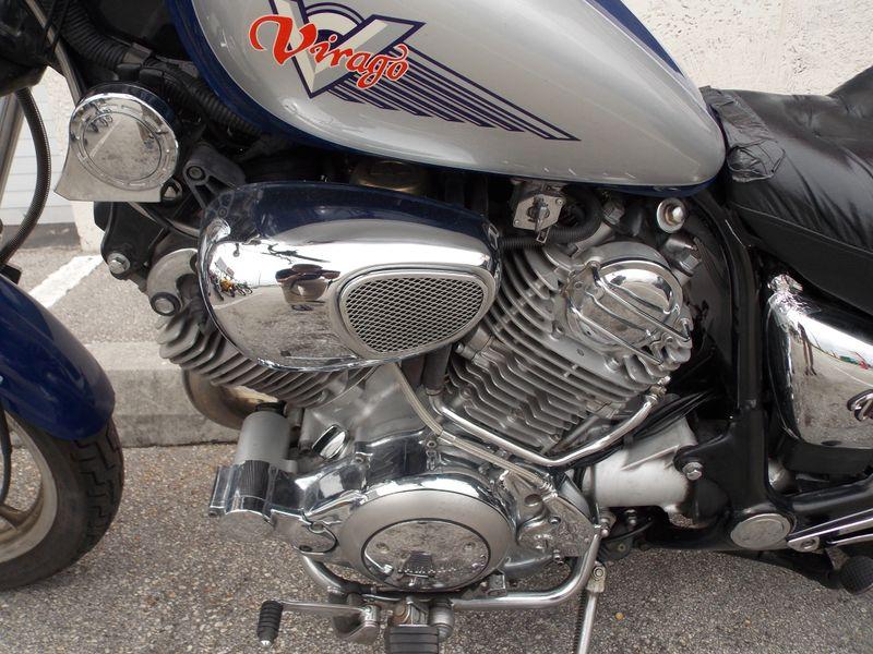 1996 Yamaha XV750 Virago   city Florida  Top Gear Inc  in Dania Beach, Florida