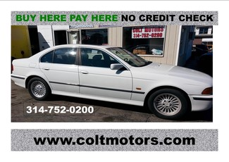 1997 BMW 5-Series 540IA St. Louis, Missouri