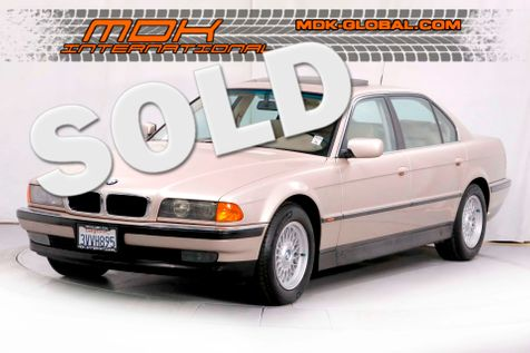 1997 BMW 740iL  in Los Angeles