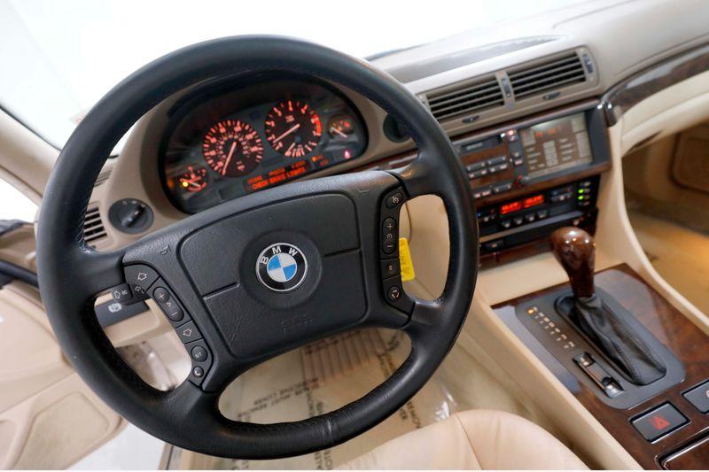 1997 BMW 740iL   city California  MDK International  in Los Angeles, California