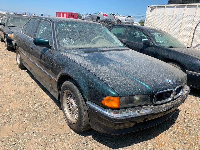 1997 BMW 740iL 740il in Orland, CA 95963