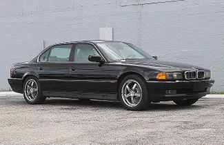 1997 BMW 750iL V12 Hollywood, Florida 22