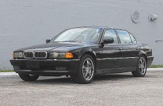 1997 BMW 750iL V12 Hollywood, Florida 10
